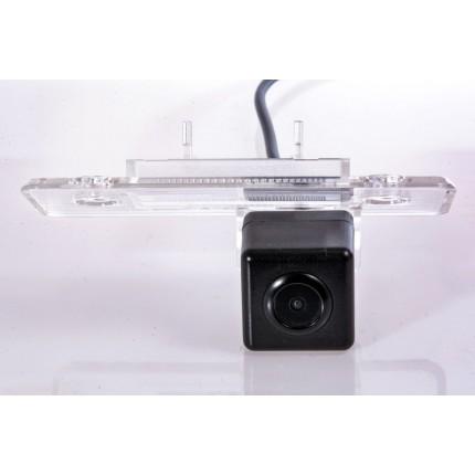 Камера заднего вида Fighter CS-HCCD+FM-16 для Skoda Fabia