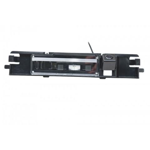 Камера заднего вида Fighter CS-HCCD+FM-51 для Toyota Yaris, Geely MK Cros