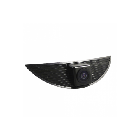 Камера переднего вида Abyss Vision CNF-12 для Nissan Uni В логотип