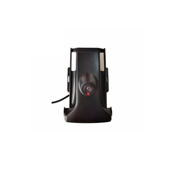 Камера переднего вида Abyss Vision CTF-04 для Toyota Prado 150 2011+ Под логотип