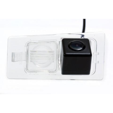Камера заднего вида Fighter CS-HCCD+FM-60 для Hyundai Elantra (MD,AD), i30 Wagon
