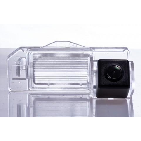 Камера заднего вида Fighter CS-HCCD+FM-36 для Peugeot 4008