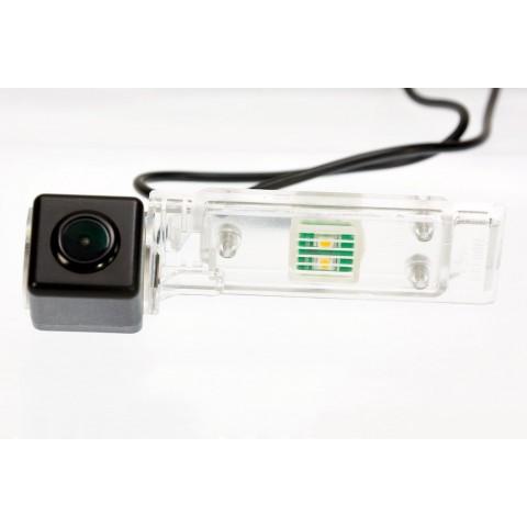 Камера заднего вида Fighter CS-HCCD+FM-70 для Geely
