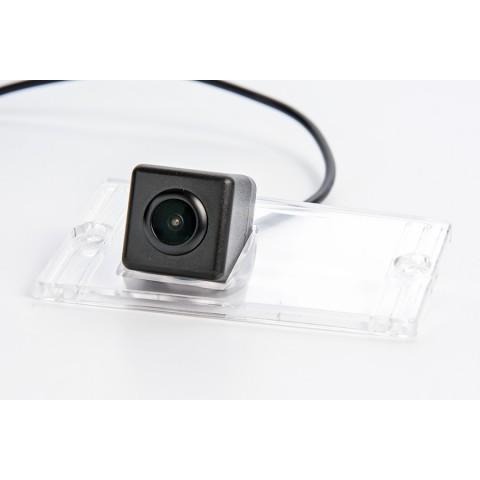 Камера заднего вида Fighter CS-HCCD+FM-78 для Kia Sportage II, Sorento I