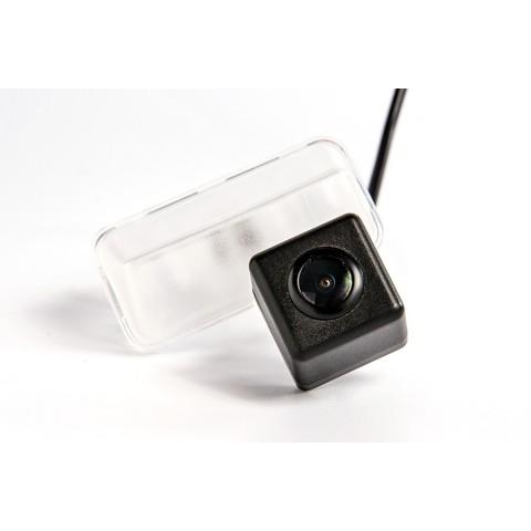 Камера заднего вида Fighter CS-HCCD+FM-88 для Peugeot