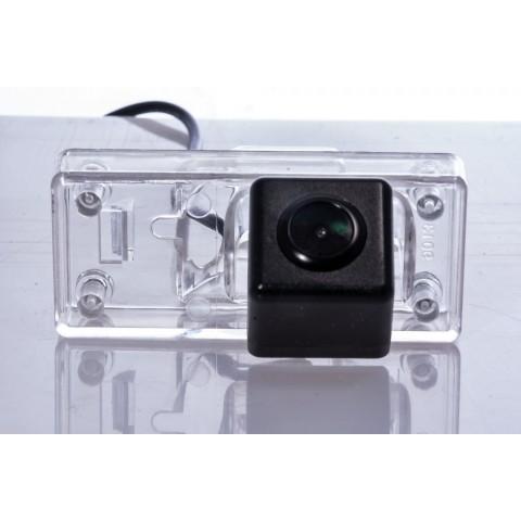 Камера заднего вида Fighter CS-HCCD+FM-29 для Toyota Land Cruiser 200 (J20A), 100 (J10), Prado (J120)*Без запасного колеса на двери
