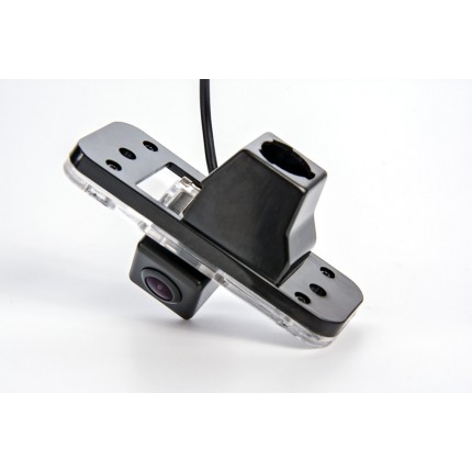 Камера заднего вида Fighter CS-HCCD+FM-79 для Hyundai Santa Fe 2006-2012