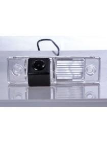 Камера заднего вида Fighter CS-HCCD+FM-45 для Chevrolet Takuma, Lacetti, Cruze, Aveo, Epica, Orlando, Captiva, Nubira, Lanos, Zaz Vida