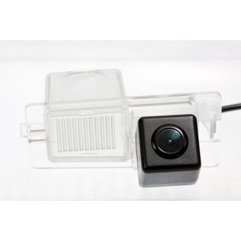Камера заднего вида Fighter CS-HCCD+FM-62 для Ssang Yong Kyron, Rexton, Actyon
