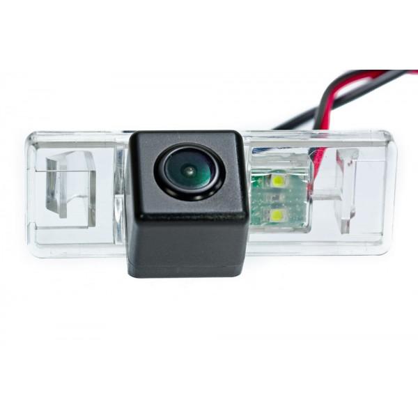 Камера заднего вида Fighter CS-HCCD+FM-72 для Citroen C-Elysee