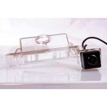 Камера заднего вида Fighter CS-HCCD+FM-07 для Kia Optima (TF), Kia Magentis (GE(2008))