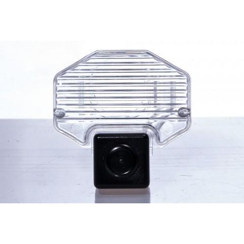 Камера заднего вида Fighter CS-HCCD+FM-31 для Toyota Corolla (E140(10 gen.))
