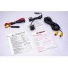 Камера заднего вида Fighter CS-HCCD+FM-46 для Chevrolet Camaro, Cruze, Trax, Aveo, Tracker