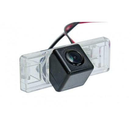 Камера заднего вида Fighter CS-HCCD+FM-72 для Peugeot 408, 508, 301, 3008