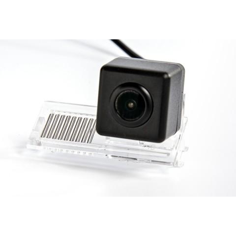 Камера заднего вида Fighter CS-HCCD+FM-81 для Citroen C4, C5