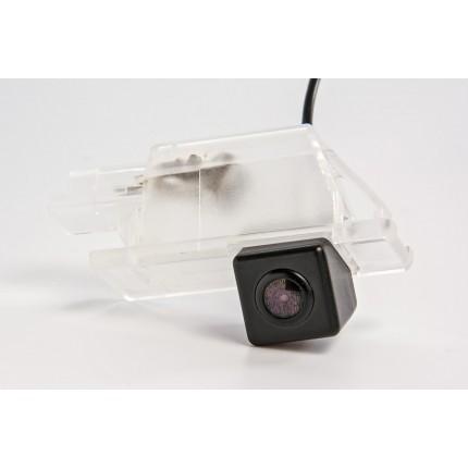 Камера заднего вида Fighter CS-HCCD+FM-89 для Peugeot