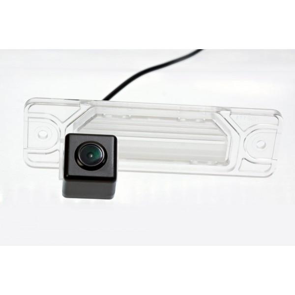 Камера заднего вида Fighter CS-HCCD+FM-64 для Renault Koleos