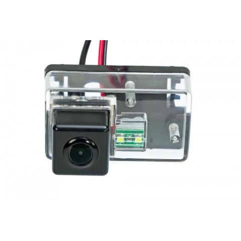 Камера заднего вида Fighter CS-HCCD+FM-73 для Peugeot 206, 207, 307