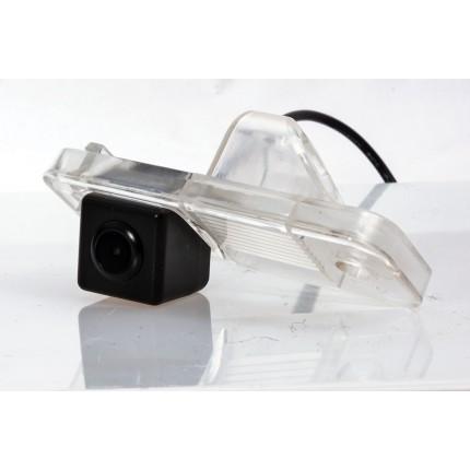 Камера заднего вида Fighter CS-HCCD+FM-03 для Hyundai SantaFe (DM)