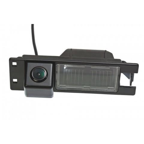 Камера заднего вида Fighter CS-HCCD+FM-57 для Fiat Nuovo Doblo, Doblo, 500L