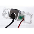 Камера заднего вида Fighter CS-HCCD+FM-65 для Renault Fluence, Latitude, Duster, Megane, Scenic III, Symbol