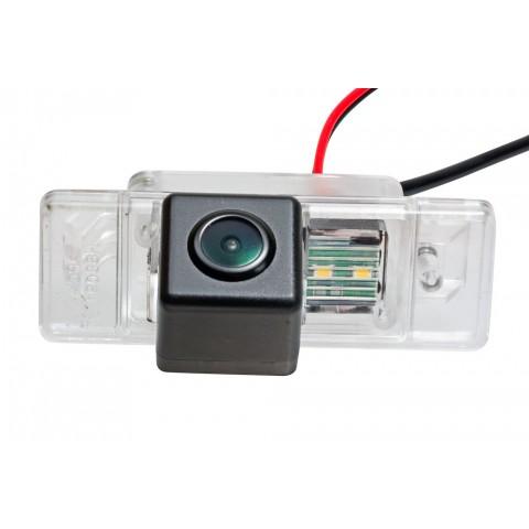 Камера заднего вида Fighter CS-HCCD+FM-74 для Peugeot 208, 2008