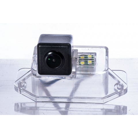 Камера заднего вида Fighter CS-HCCD+FM-40 для Mitsubishi Lancer