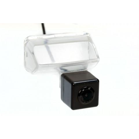 Камера заднего вида Fighter CS-HCCD+FM-75 для Peugeot 206, 207, 307