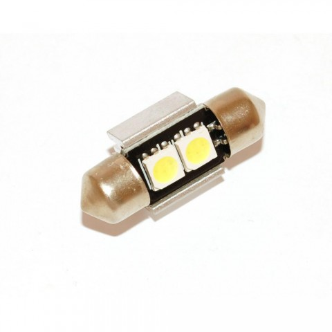 Габарит Baxster C5W AC 10x31 2SMD 28 Lm (5050) CAN (1шт)
