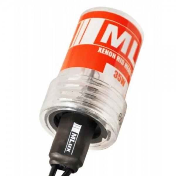 Биксеноновая лампа MLux H4 H/L 6000K 35W