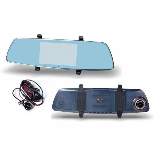 Зеркало-накладка заднего вида с FullHD регистратором Phantom RM-50 DVR