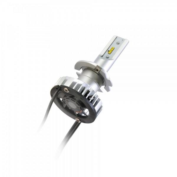 Лампы светодиодные MLux True Aer LED H7 6000°К, 25 Вт (2 шт)