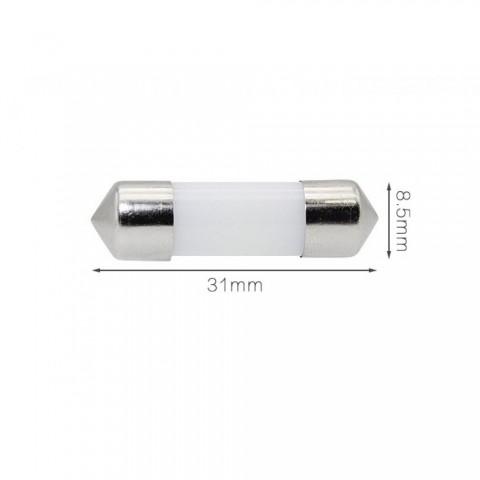 Габарит Baxster LED C5W 31mm (1 шт) — описание, характеристики, отзывы.
