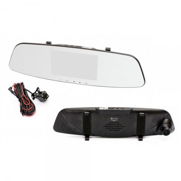 Зеркало-накладка заднего вида со встроенным Full HD видеорегистратором PHANTOM RM-51 DVR Full HD
