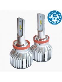 Комплект светодиодных ламп H11/H8 Prime-x Z Pro