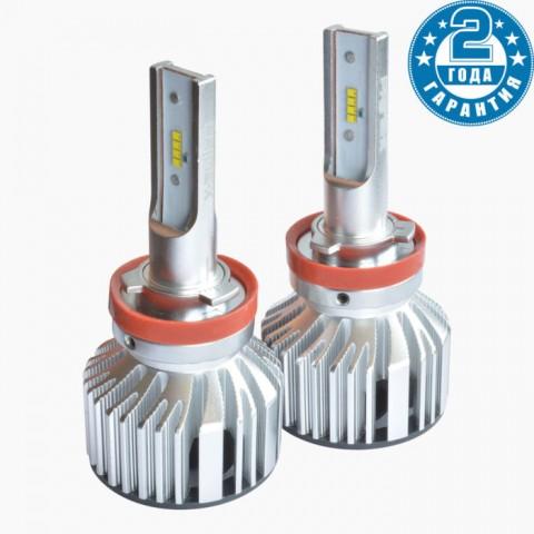 LED лампы для автомобиля: Prime-x Z Pro H11/H8