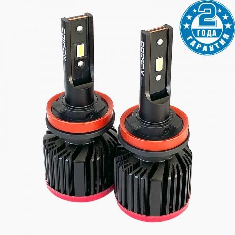 LED лампы для автомобиля: Prime-x S Pro H11