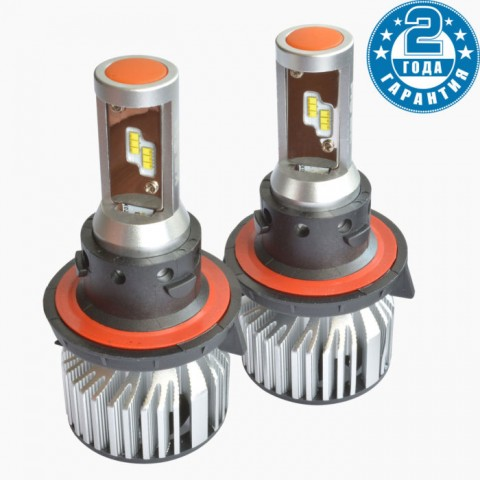 LED лампы для автомобиля: Prime-x Z Pro H13