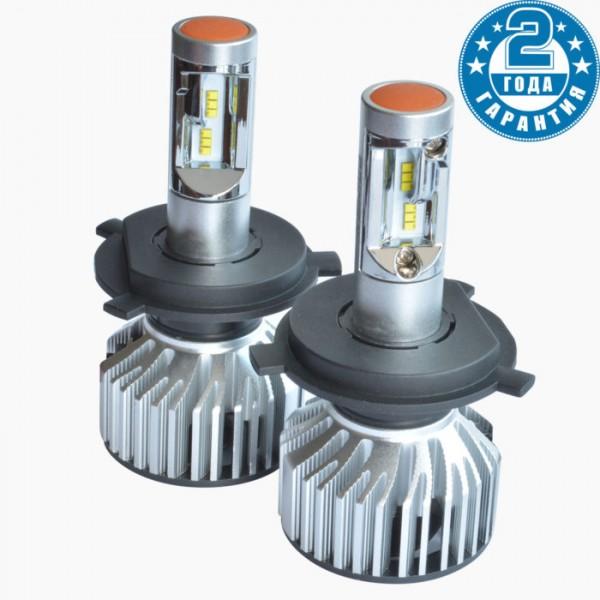 Комплект светодиодных ламп H4 Prime-x Z Pro