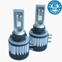 Комплект светодиодных ламп H15 Prime-x Z Pro