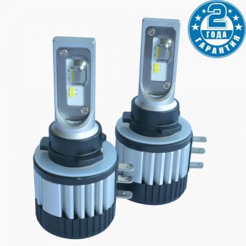 LED лампы для автомобиля: Prime-x Z Pro H15