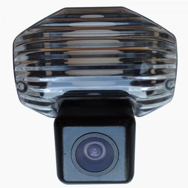 Камера заднего вида Prime-X CA-9857 (Toyota Corolla (2007-2013)
