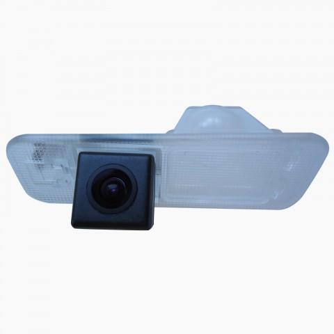 Камера заднего вида Prime-X CA-9895 (Kia Rio II 4D/5D, Rio III 4D)