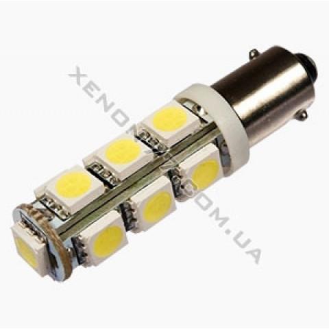 T8.5-13 белый  светодиод
