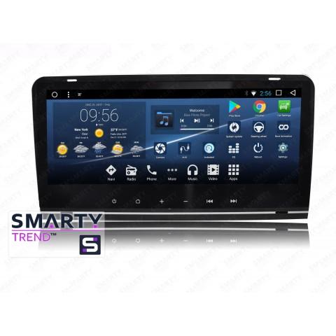 Штатная магнитола Smarty Trend ST3PW2-516P8989 для Audi A3 | S3 | RS3 на Android 7.1.2 (Nougat)