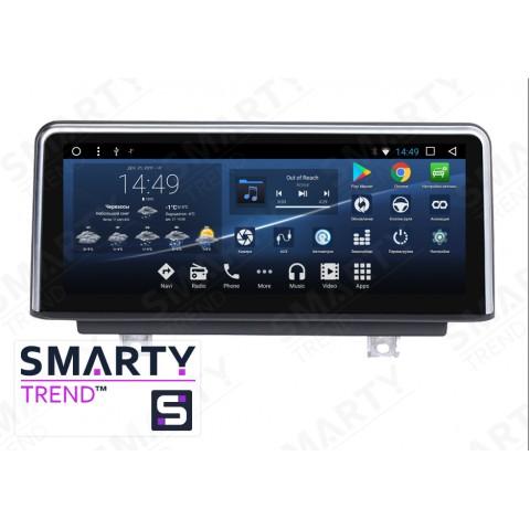 Штатная магнитола Smarty Trend ST3PW-516P2811 для BMW 3 Series F30 | F31 | F34 на Android 7.1.2 (Nougat)