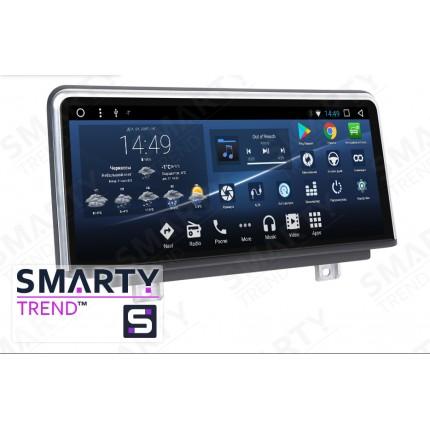 Штатная магнитола Smarty Trend для BMW F30 2013+ - Android 7.1