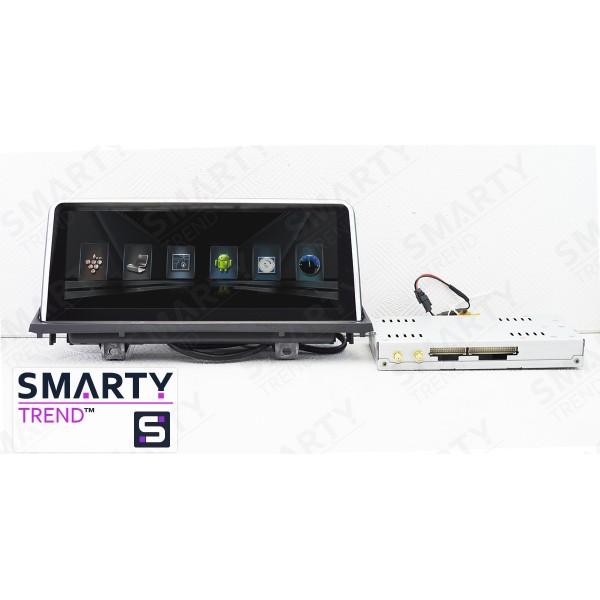Штатная магнитола Smarty Trend для BMW X5 Series E70 2006-2013 – Android 7.1