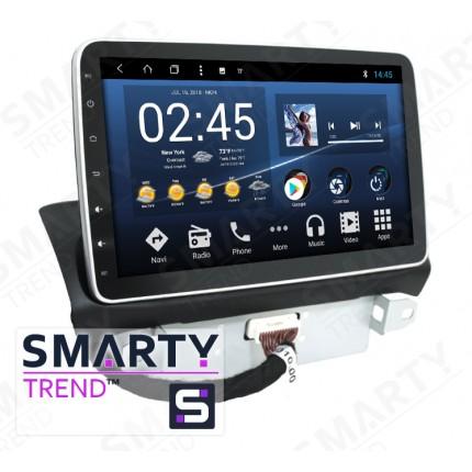 Штатная магнитола Smarty Trend для Fiat Argo - Android 8.1 (9.0)