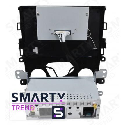 Штатная магнитола Smarty Trend для Ford Mondeo 2013 - Android 8.1 (9.0)